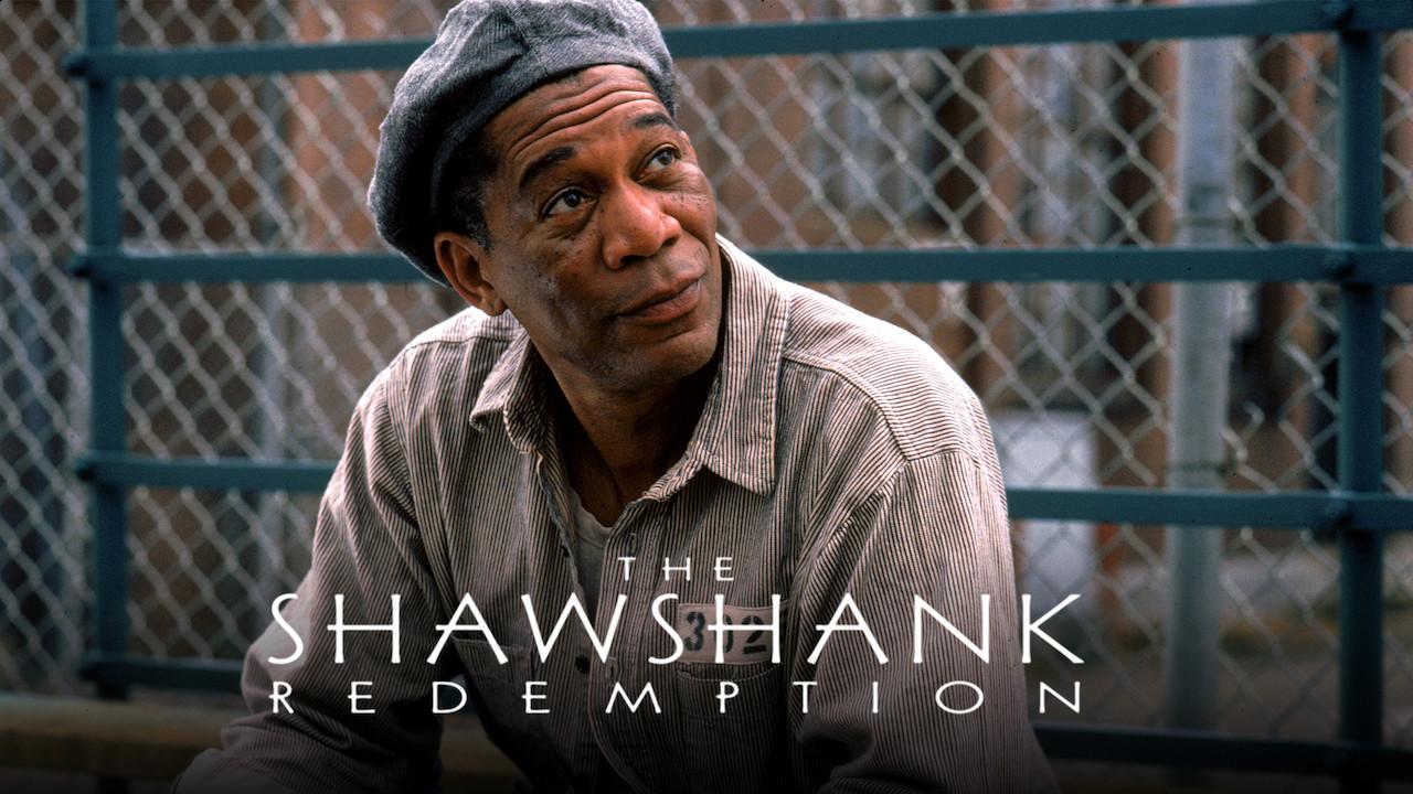 The Shawshank Redemption on Netflix AUS/NZ