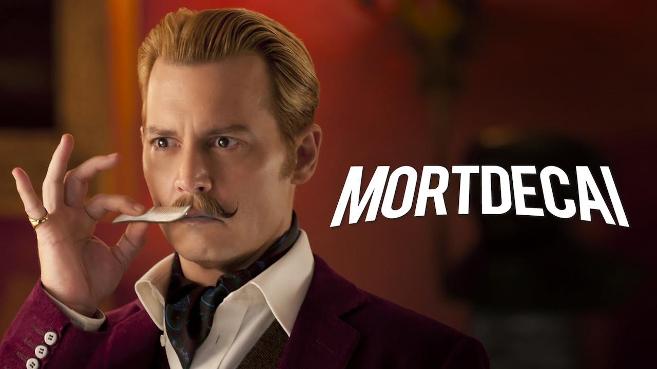Mortdecai on Netflix AUS/NZ