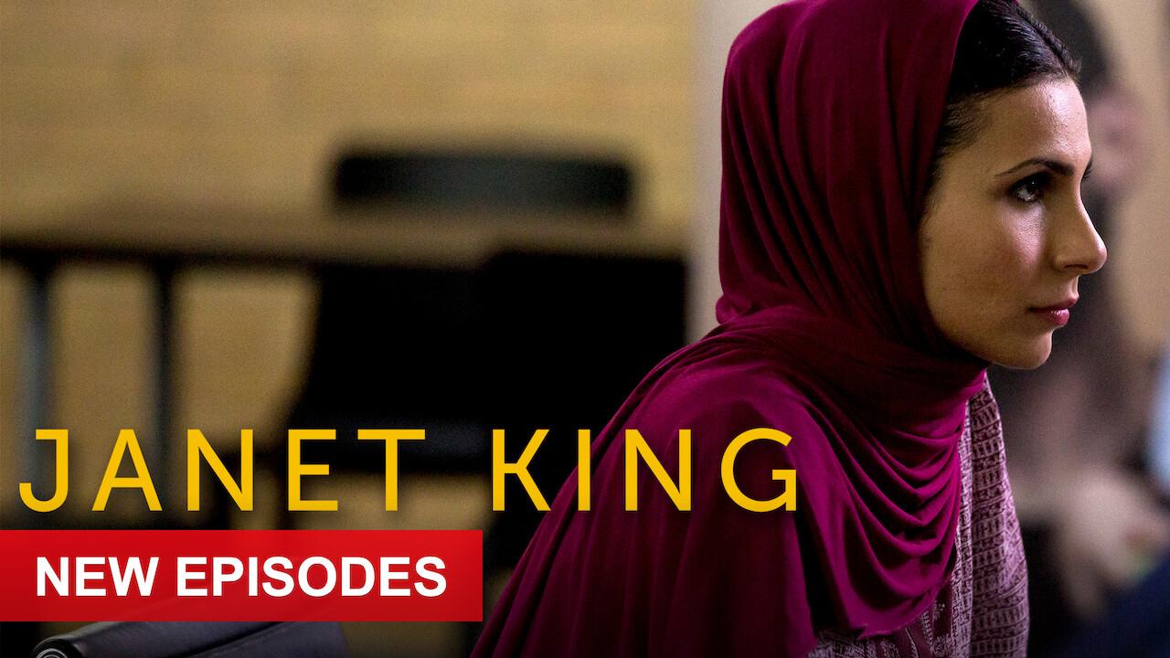 Janet King on Netflix AUS/NZ