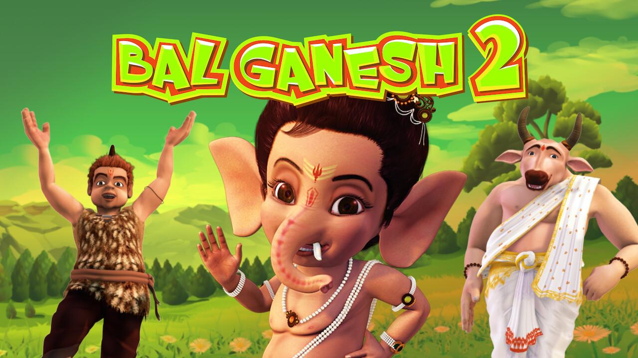 Bal Ganesh 2 on Netflix AUS/NZ