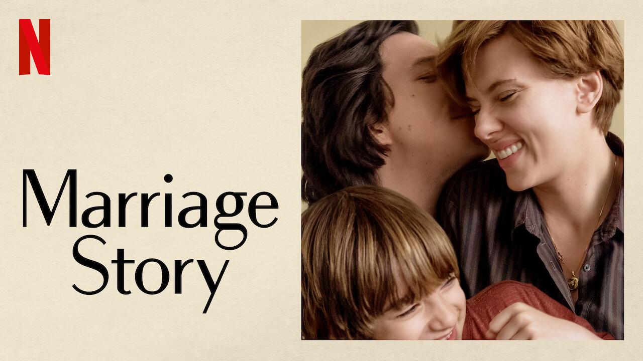 Marriage Story on Netflix AUS/NZ