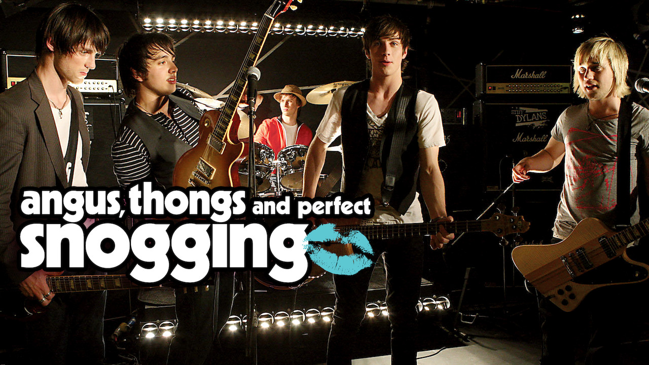 Angus, Thongs and Perfect Snogging on Netflix AUS/NZ