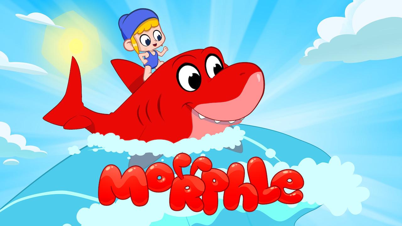 Morphle on Netflix AUS/NZ