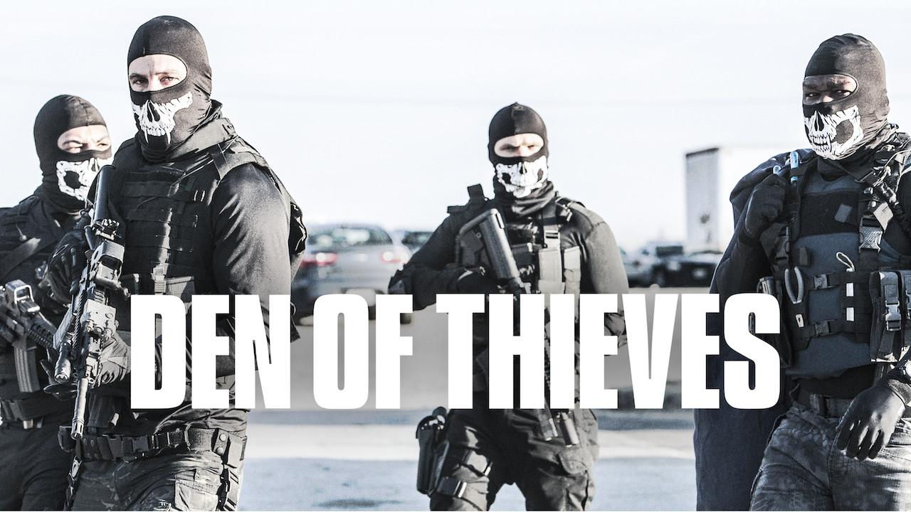 Den of Thieves on Netflix AUS/NZ