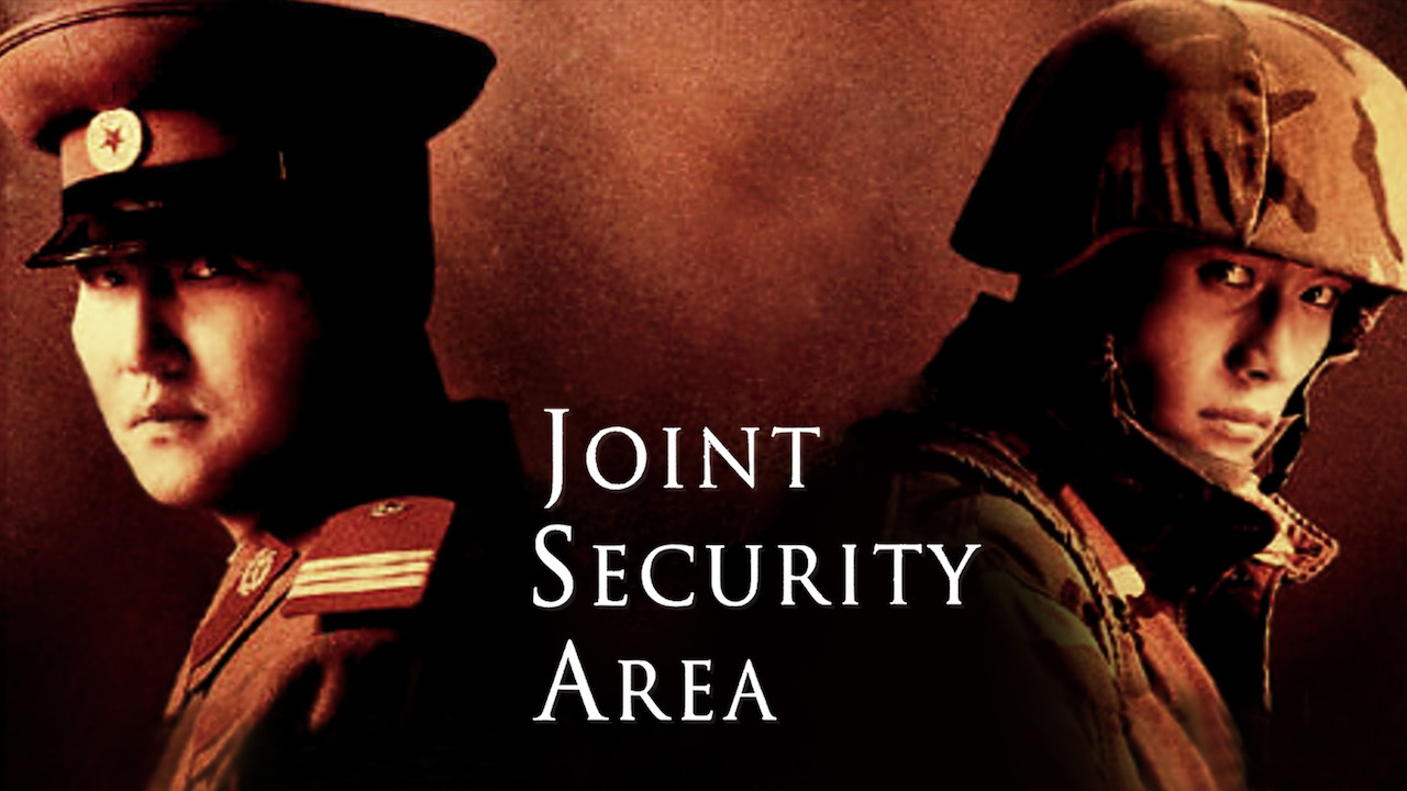 Image result for Joint security area netflix
