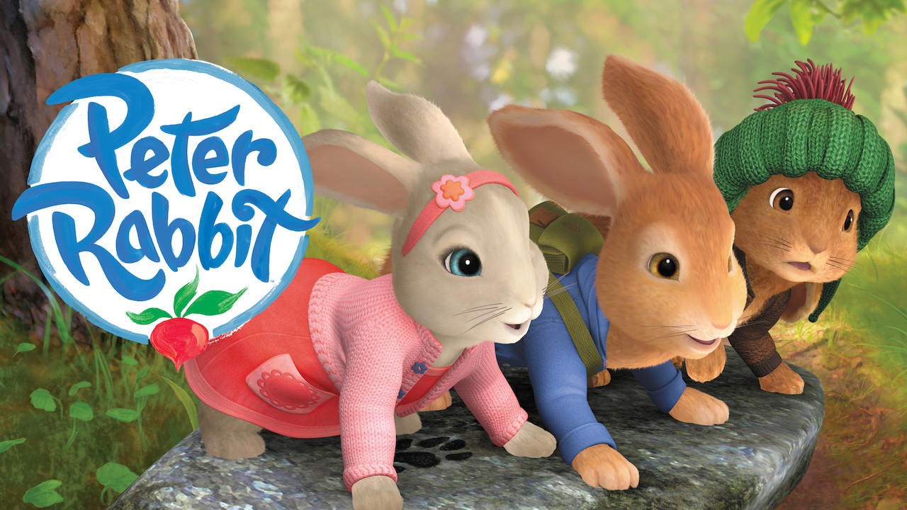 Is 'Peter Rabbit' available to watch on Netflix in Australia or New