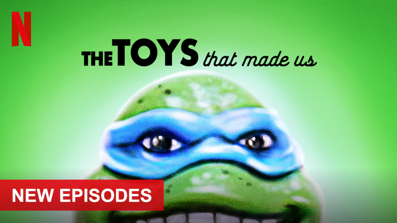 The Toys That Made Us on Netflix AUS/NZ