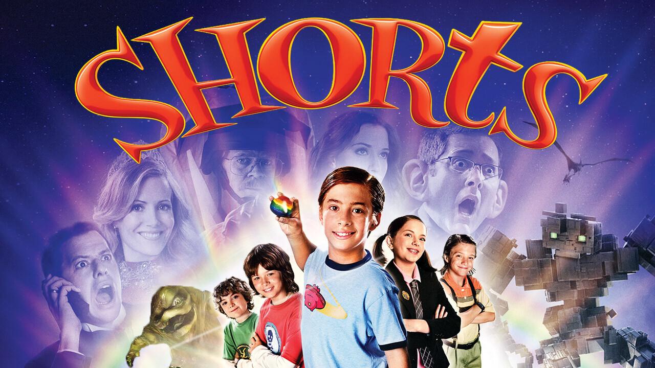 Shorts on Netflix AUS/NZ