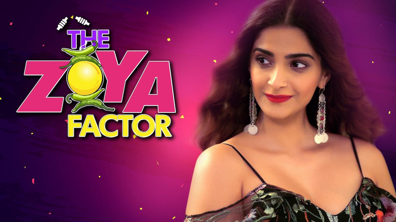 The Zoya Factor on Netflix AUS/NZ