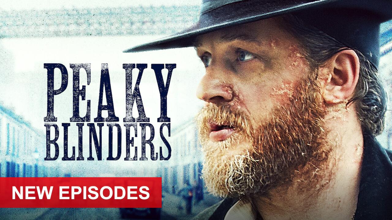 Peaky Blinders on Netflix AUS/NZ
