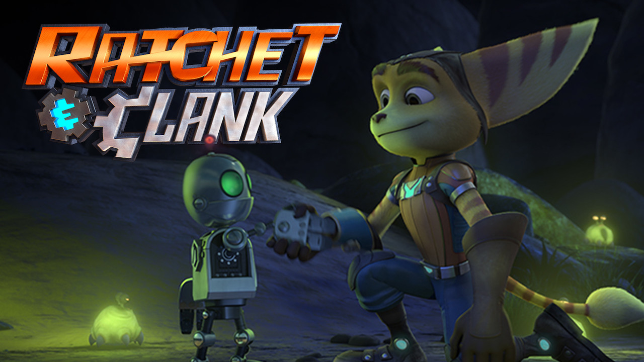 ratchet clank film cast