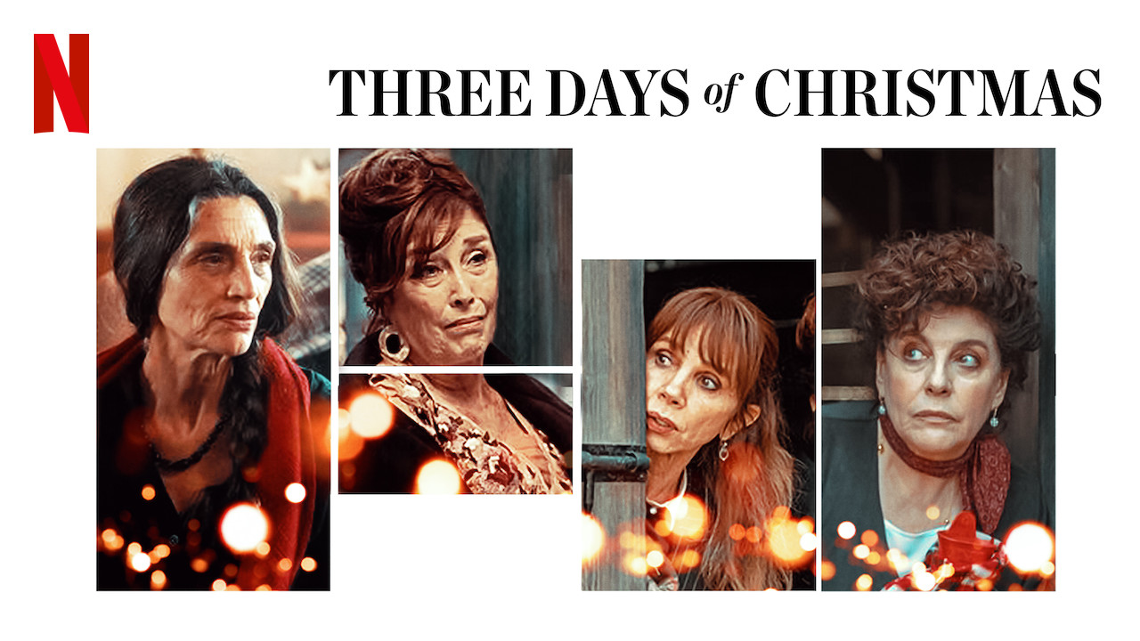 Three Days of Christmas on Netflix AUS/NZ
