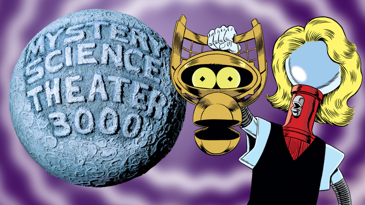 Mystery Science Theater 3000 Collection : Classic on Netflix AUS/NZ
