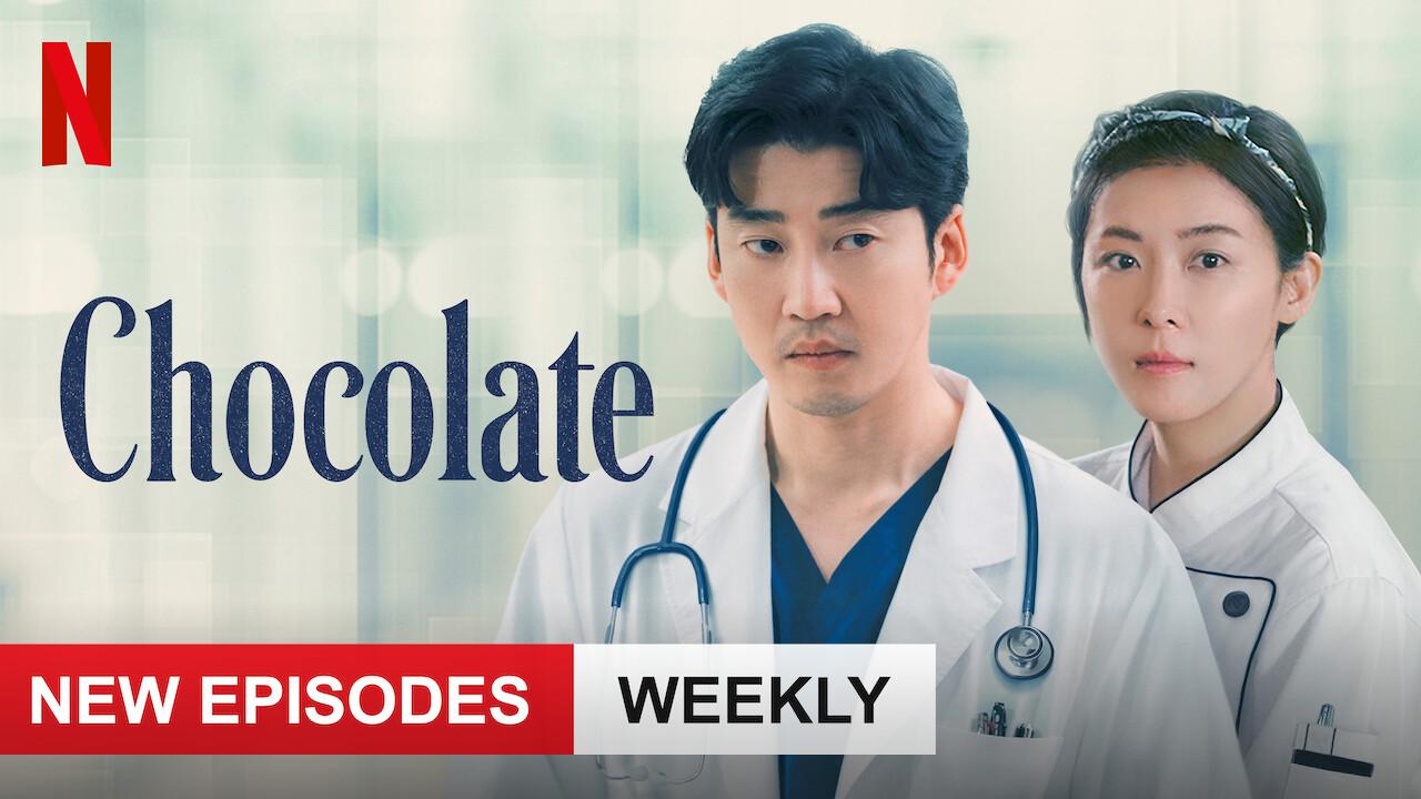 Chocolate on Netflix AUS/NZ