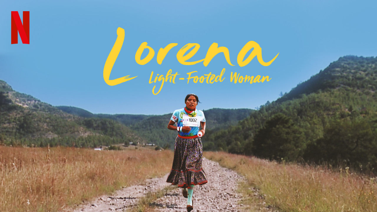 Lorena, Light-Footed Woman on Netflix AUS/NZ