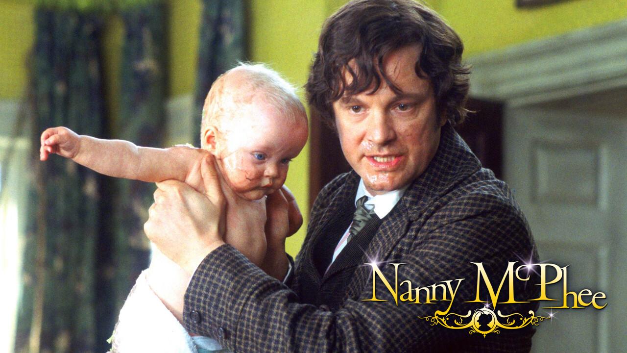 Nanny McPhee on Netflix AUS/NZ