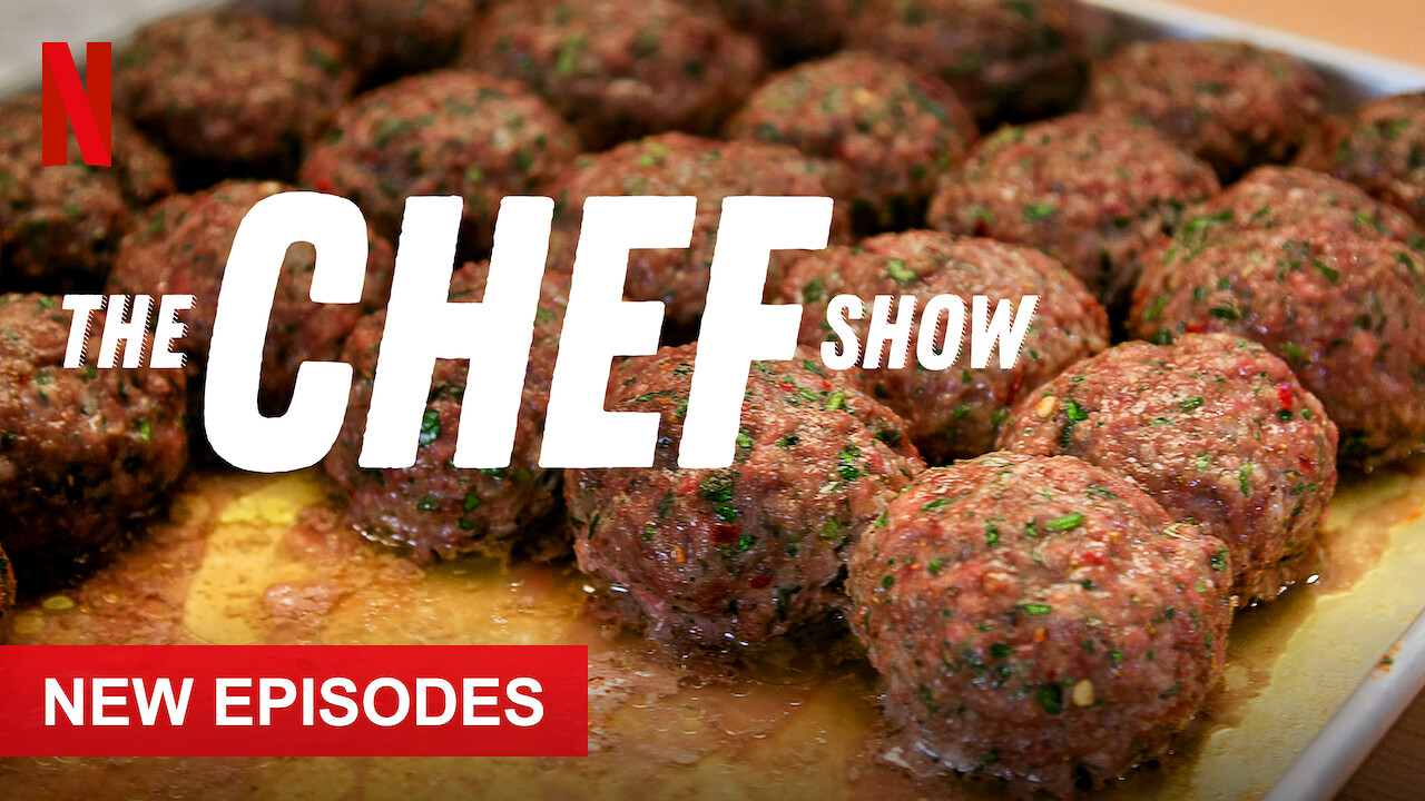 The Chef Show on Netflix AUS/NZ
