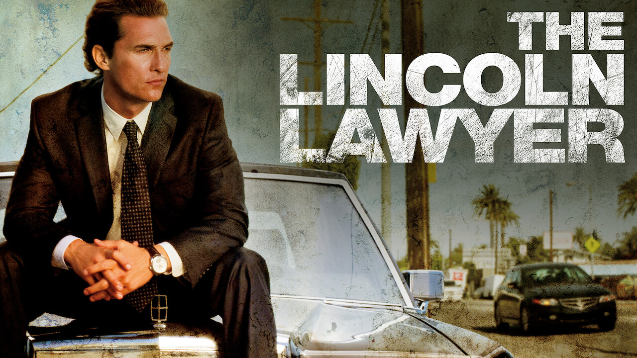 The Lincoln Lawyer on Netflix AUS/NZ