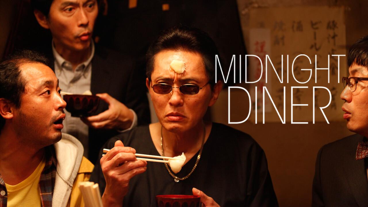 Midnight Diner on Netflix AUS/NZ