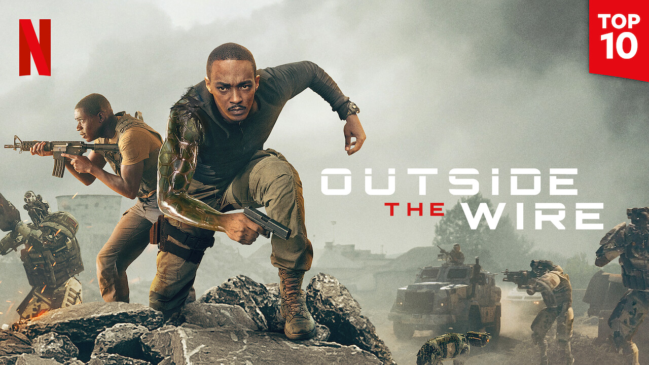 Outside the Wire on Netflix AUS/NZ