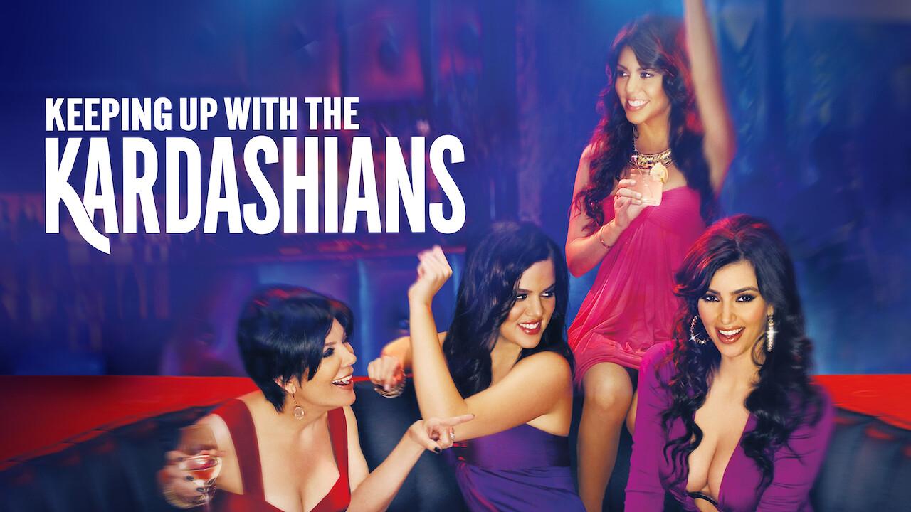 Keeping Up with the Kardashians on Netflix AUS/NZ