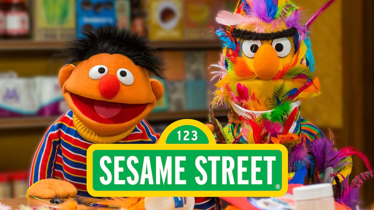 Sesame Street on Netflix AUS/NZ