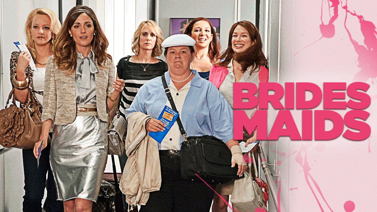 Bridesmaids on Netflix AUS/NZ