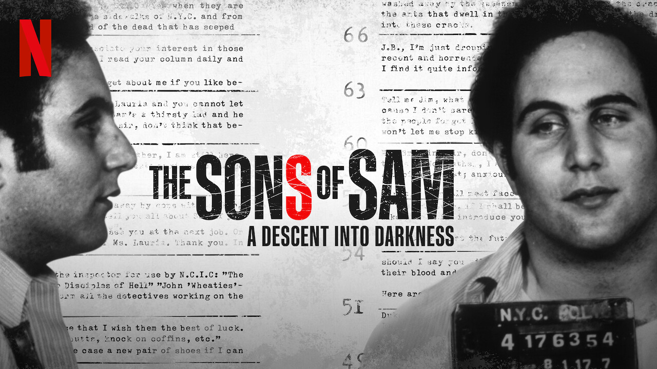 The Sons of Sam: A Descent into Darkness on Netflix AUS/NZ