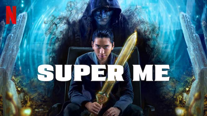 Super Me on Netflix AUS/NZ