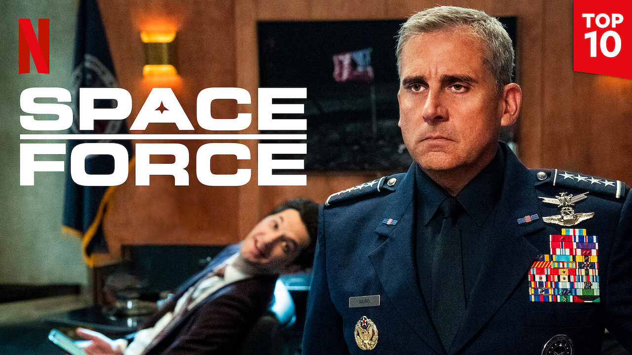 Space Force on Netflix AUS/NZ