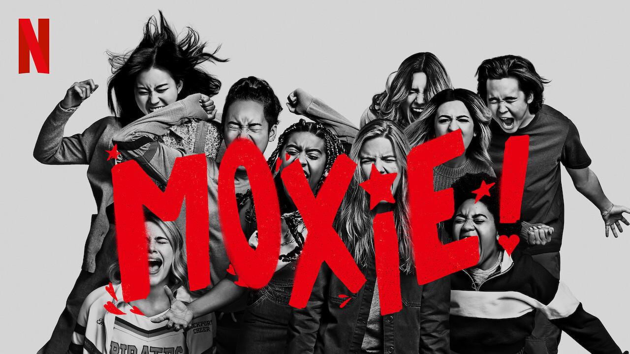 Moxie on Netflix AUS/NZ