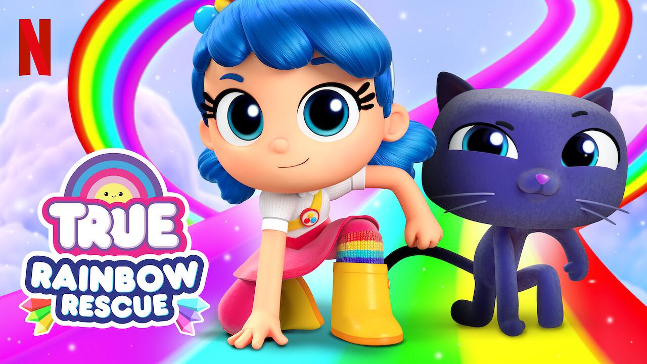 True: Rainbow Rescue on Netflix AUS/NZ