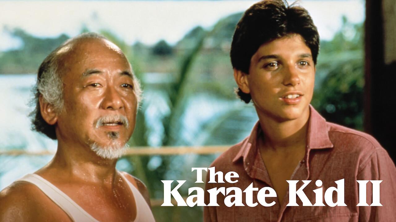 The Karate Kid Part II on Netflix AUS/NZ