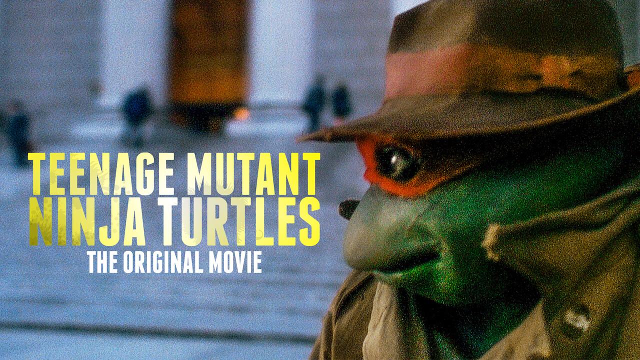 Teenage Mutant Ninja Turtles: The Movie on Netflix AUS/NZ