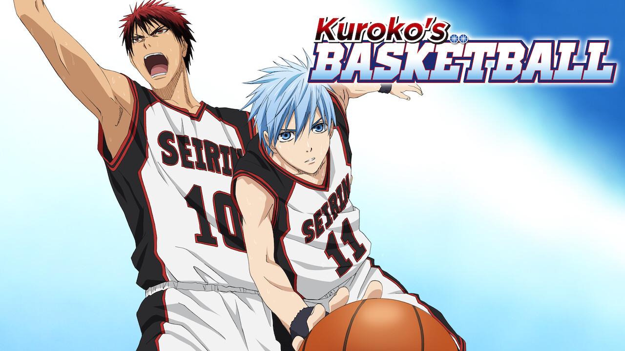 Kuroko's Basketball on Netflix AUS/NZ