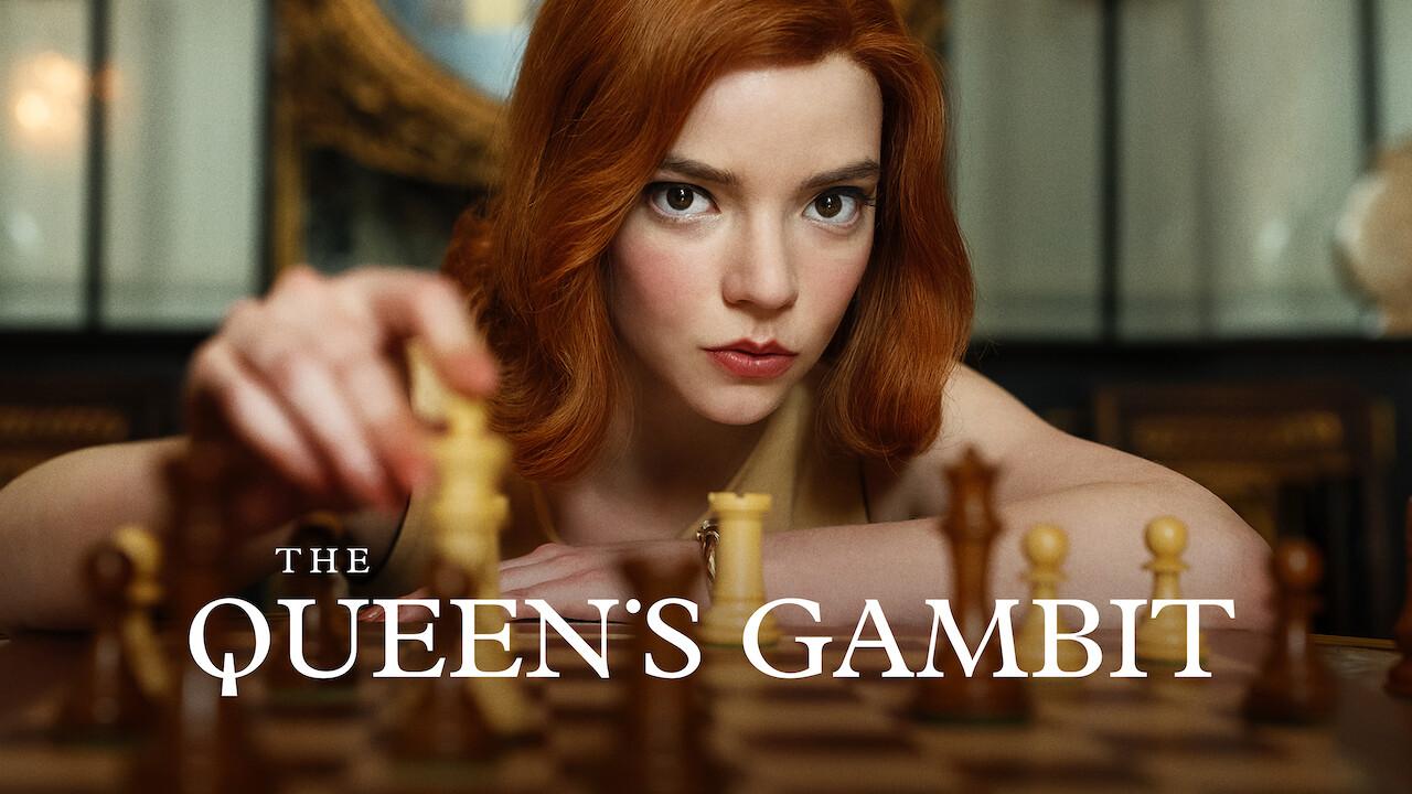 The Queen's Gambit on Netflix AUS/NZ