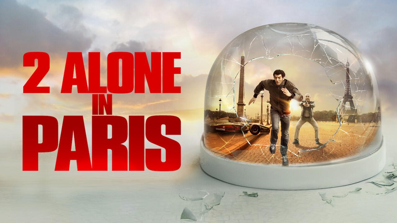 2 Alone in Paris on Netflix AUS/NZ