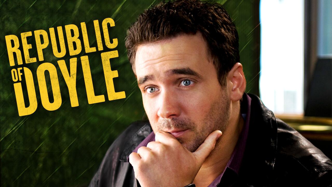 Republic of Doyle on Netflix AUS/NZ