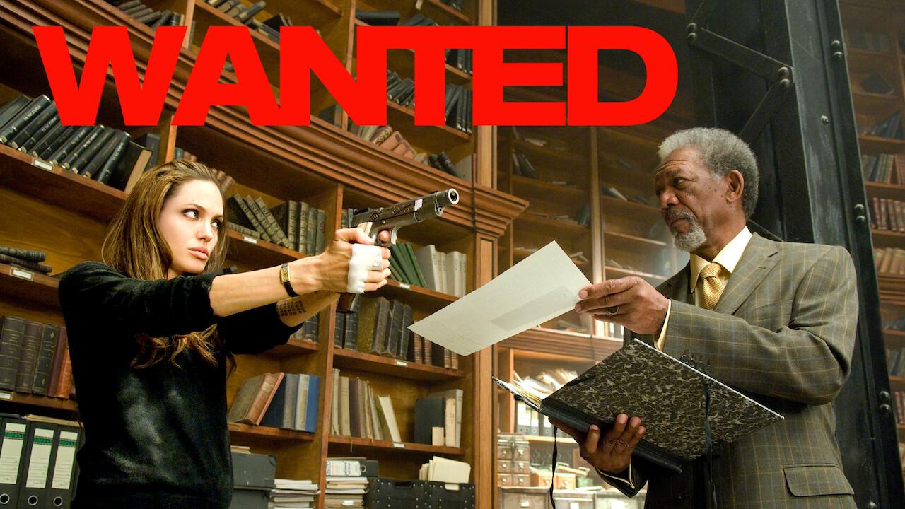 Wanted on Netflix AUS/NZ