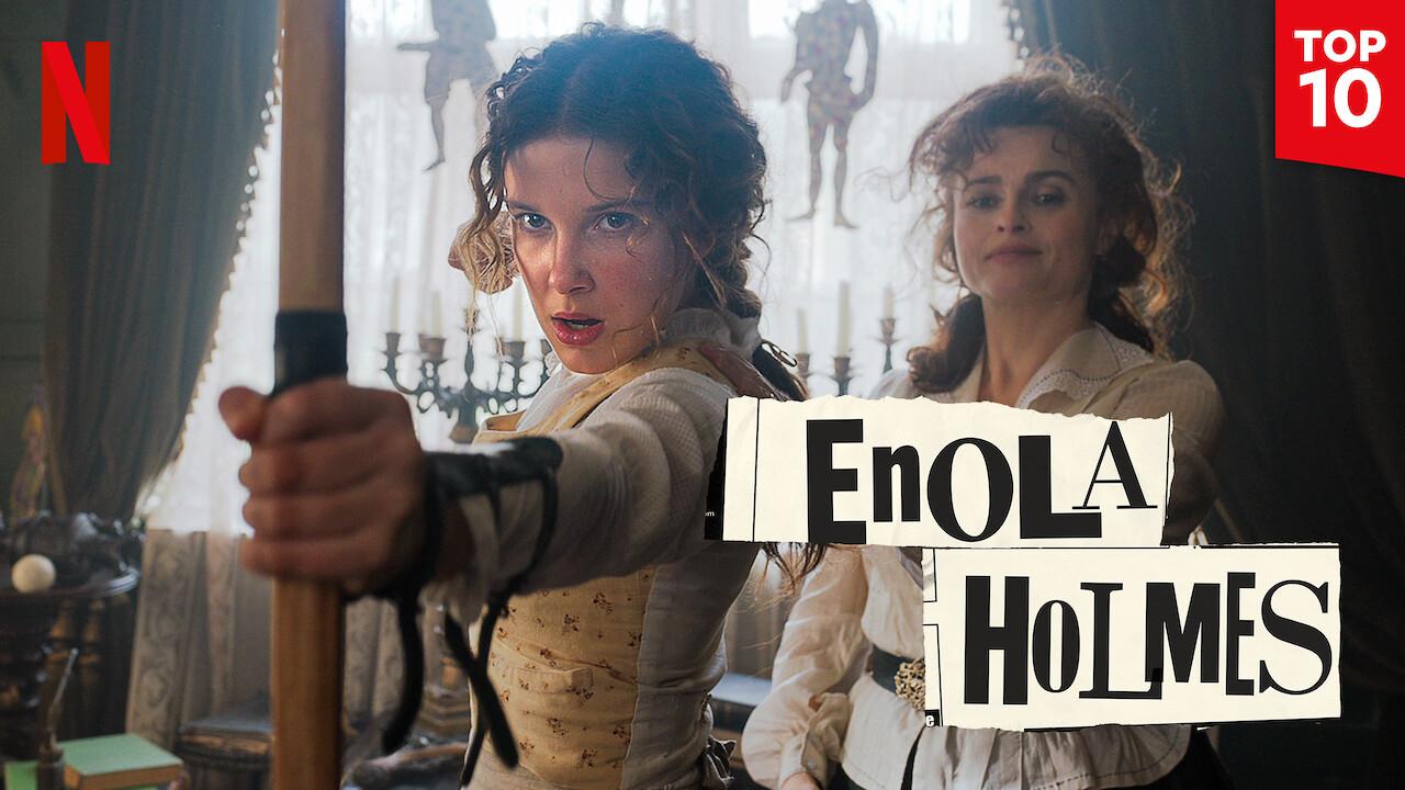 Enola Holmes on Netflix AUS/NZ