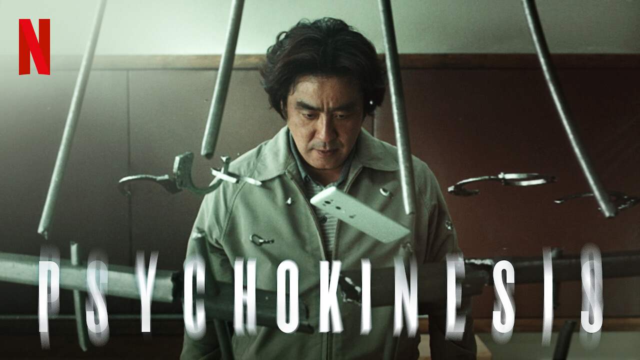 Is 'Psychokinesis' available to watch on Netflix in Australia or ...