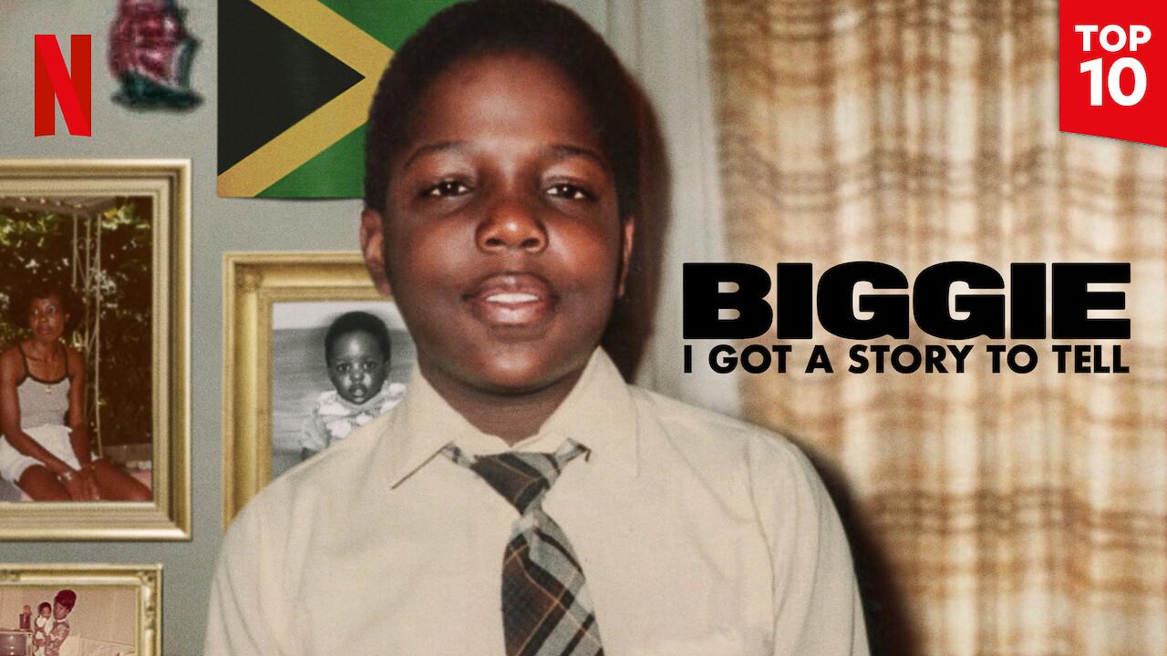 Biggie: I Got a Story to Tell on Netflix AUS/NZ