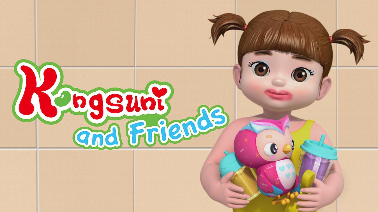 Kongsuni and Friends on Netflix AUS/NZ