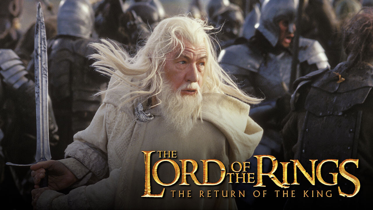 The Lord of the Rings: The Return of the King on Netflix AUS/NZ
