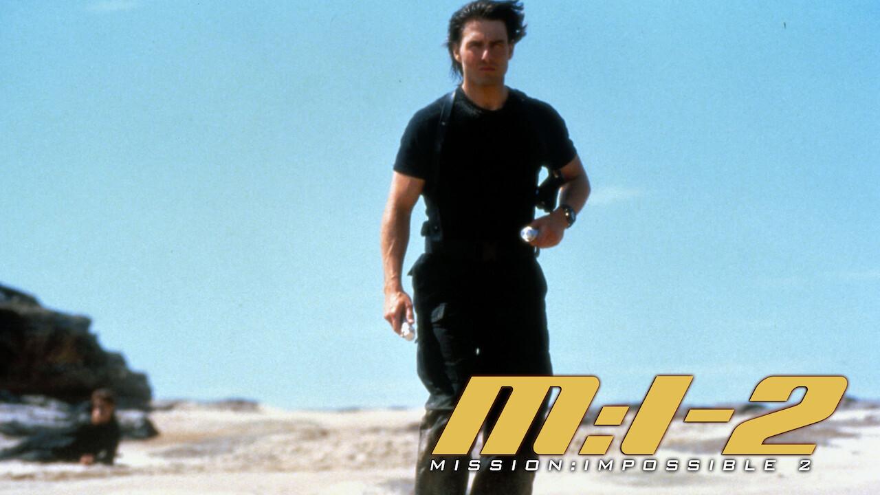 Mission: Impossible II on Netflix AUS/NZ
