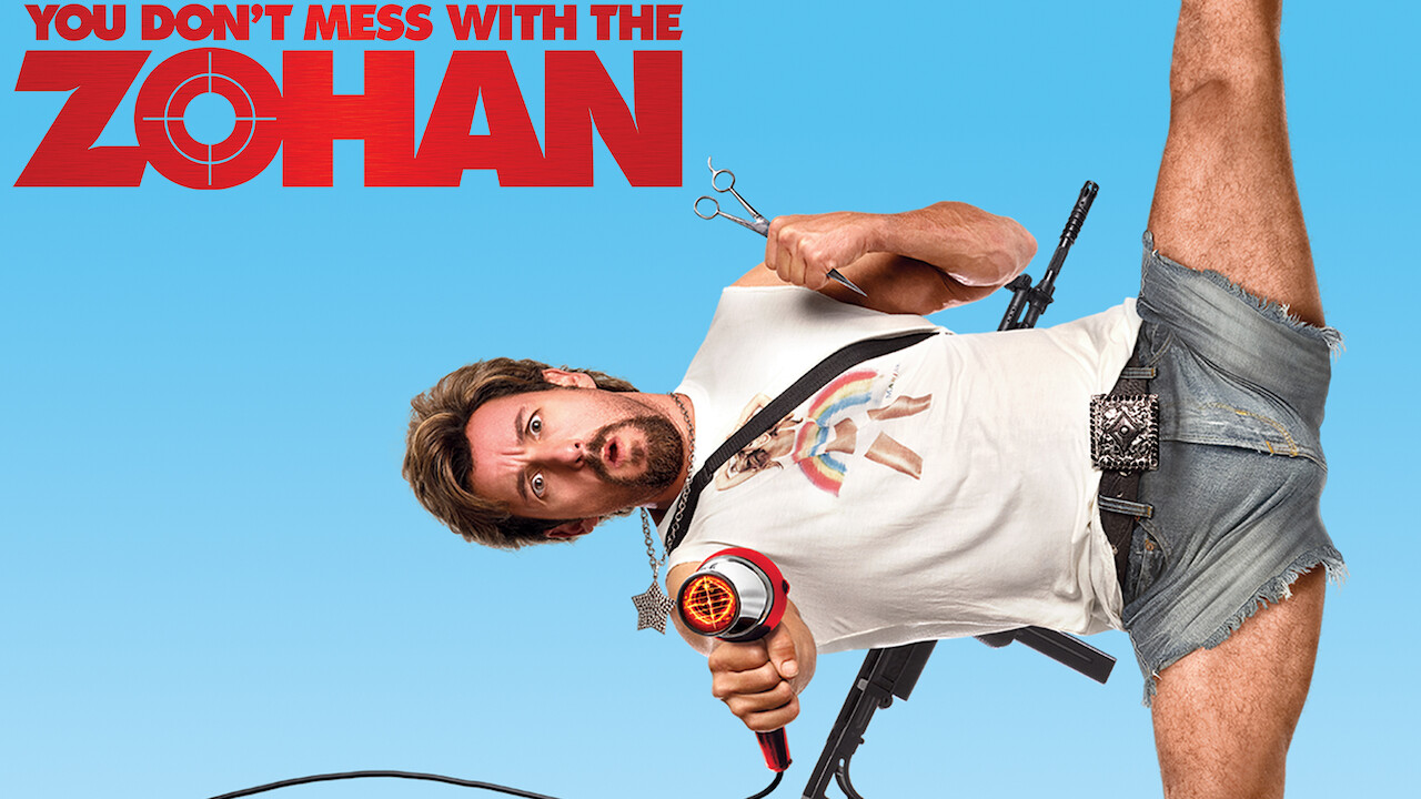You Don't Mess with the Zohan on Netflix AUS/NZ