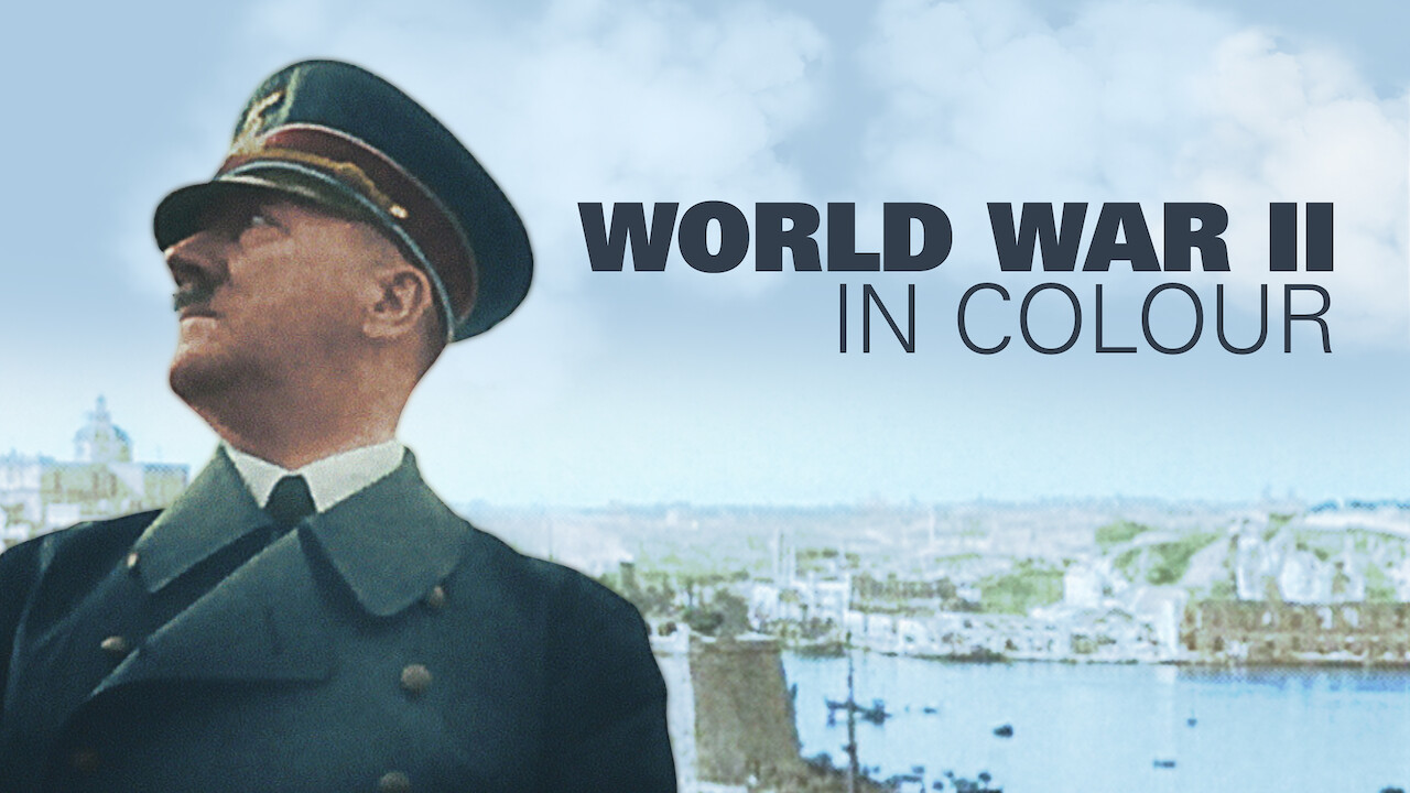 World War II in Colour – Episode 4 – Hitler Strikes East