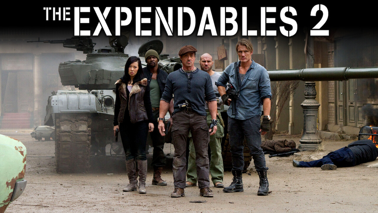 Is The Expendables 2 Available To Watch On Netflix In Australia Or New Zealand Newonnetflixanz