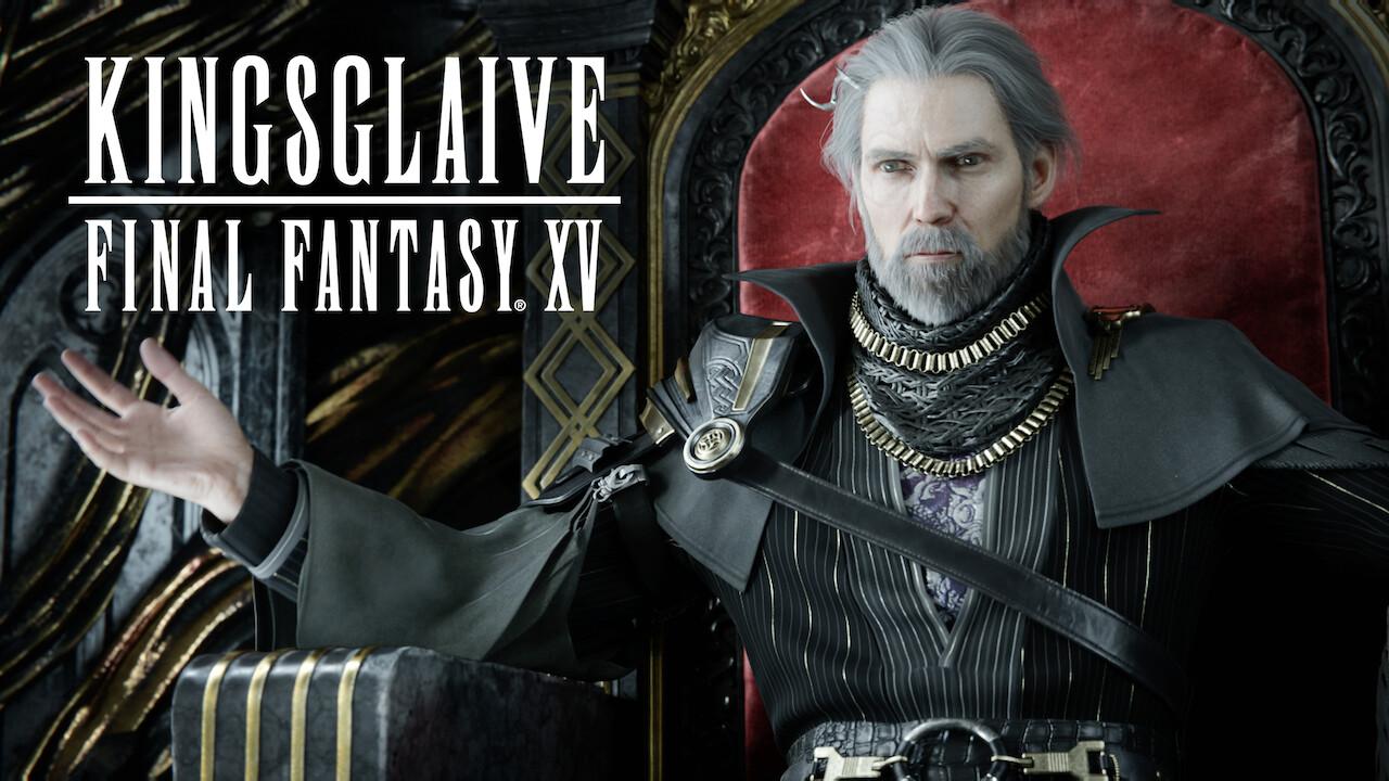 Kingsglaive: Final Fantasy XV on Netflix AUS/NZ