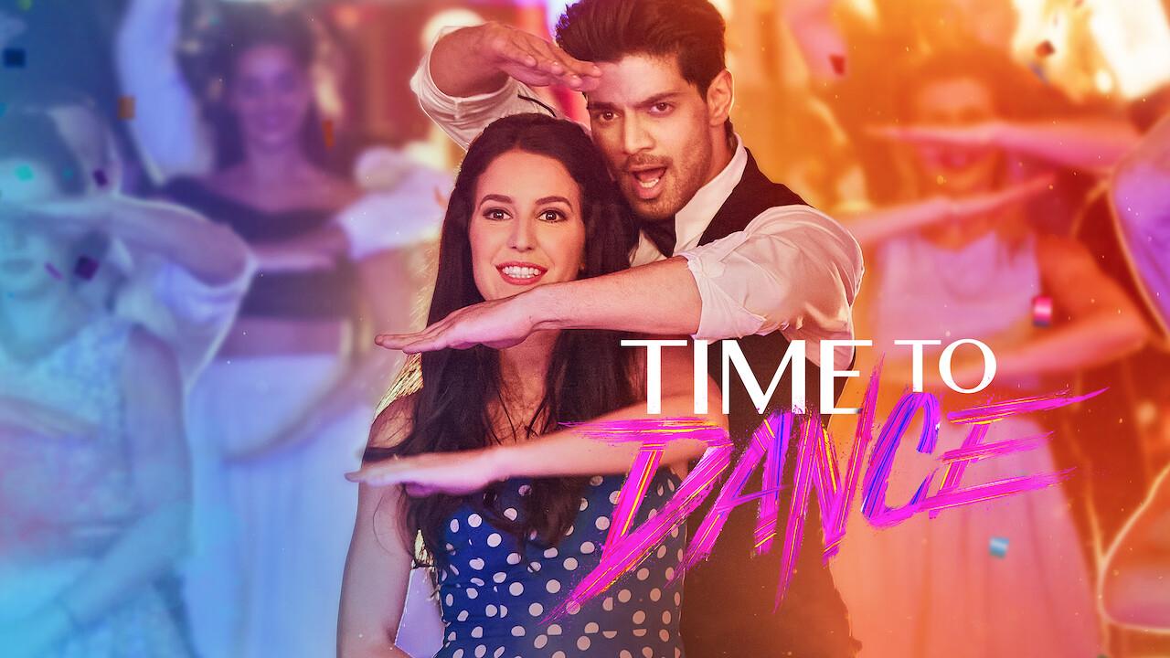 Time to Dance on Netflix AUS/NZ